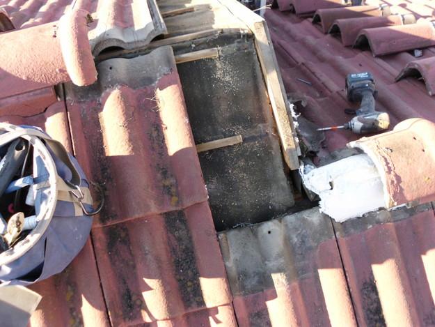 雨漏り対策修理工事DSCI0789