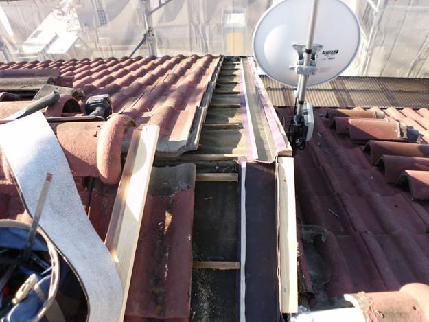 雨漏り対策修理工事DSCI0791