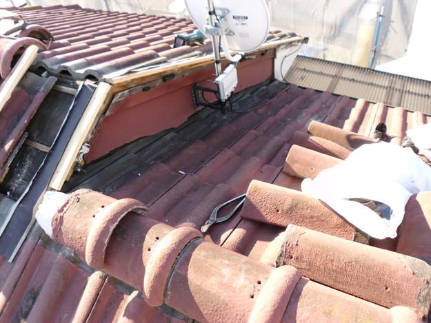 雨漏り対策修理工事DSCI0792