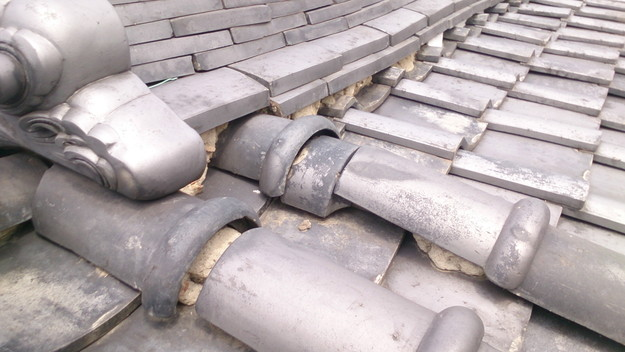今月の雨漏り点検修理雨漏りの原因箇所DSC_3598