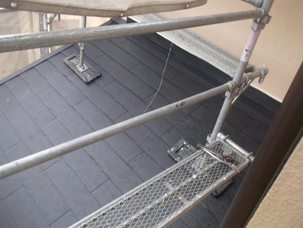 和風から洋風の屋根リフォーム葺き替え工事完了DSCF2665