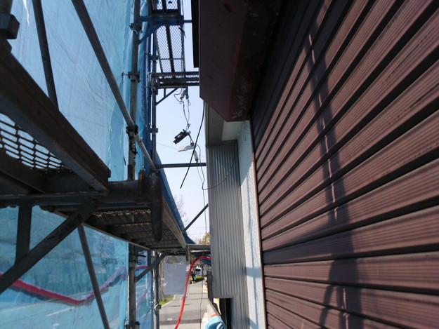 外壁サイディング工事神戸市施工前DSCI1268