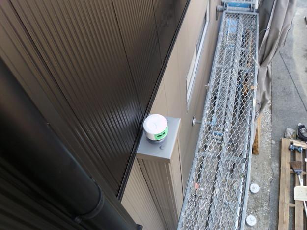 外壁サイディング工事神戸市施工後DSCI1249