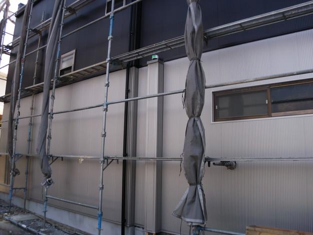 外壁サイディング工事神戸市施工後DSCI1253