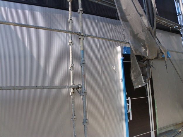 外壁サイディング工事神戸市施工後DSCI1258
