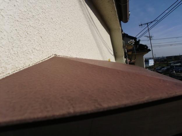 外壁サッシまわりの修理防水シーリングビフォーDSCI1080