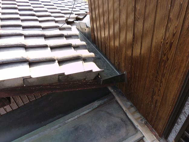 外壁トタンの交換工事完了DSCI1193
