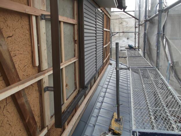 外壁リブトタン工事DSCF4096