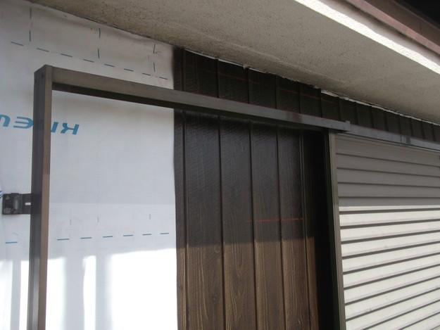 外壁リブトタン工事DSCF4127