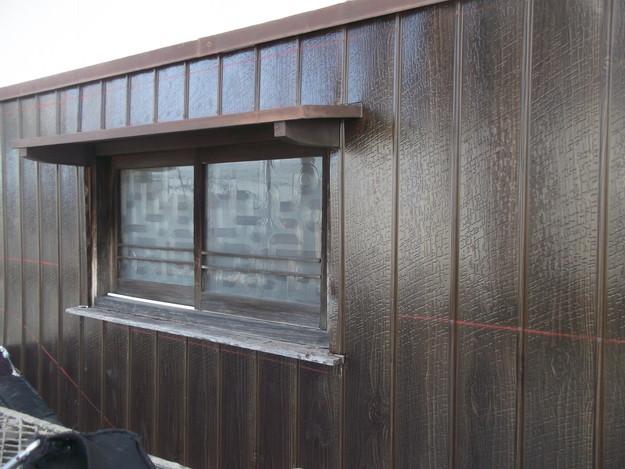 外壁リブトタン工事DSCF4135
