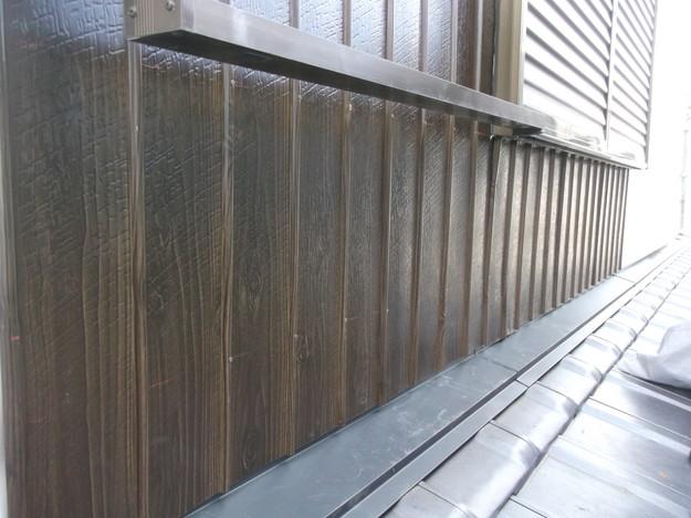 外壁リブトタン工事DSCF4138