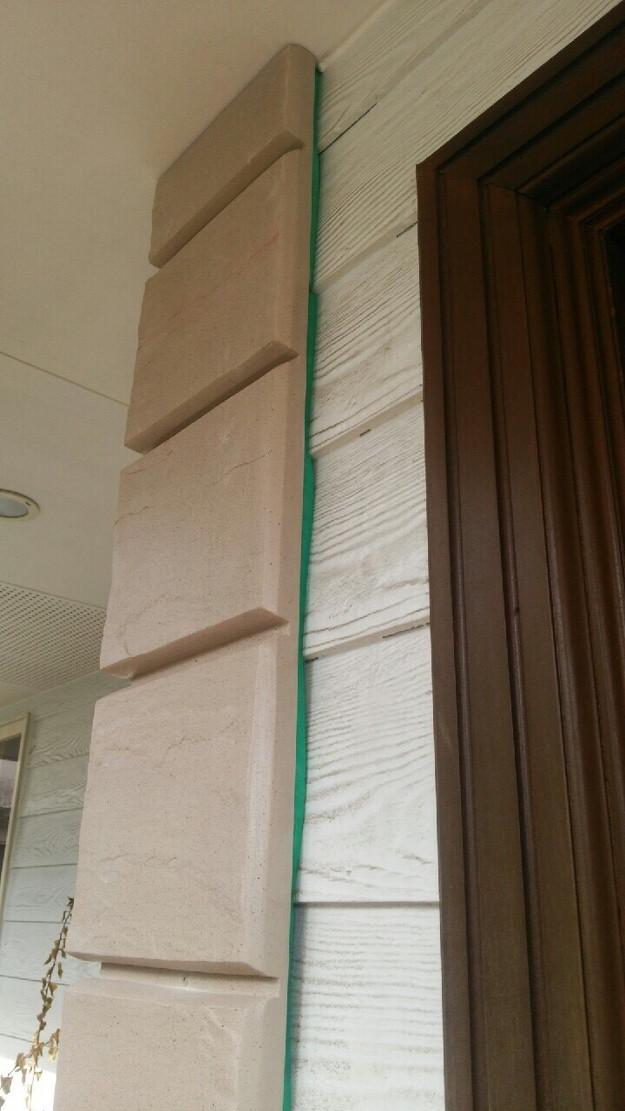 屋根と外壁のリフォームシーリング工事加古川市1455232812680