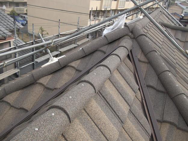 屋根のリフォーム完了写真DSCF2920
