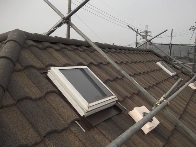 屋根のリフォーム完了写真DSCF2928