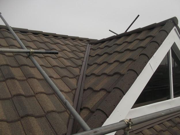 屋根のリフォーム完了写真DSCF2933