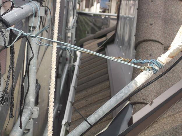 屋根のリフォーム完了写真DSCF2937