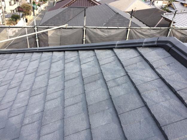屋根のリフォーム葺き替え工事アフター1459505956118