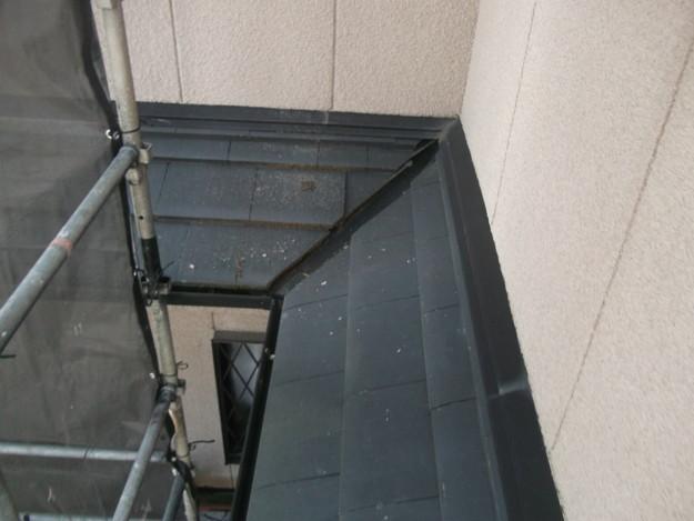 屋根のリフォーム葺き替え工事ビフォーDSCF4173