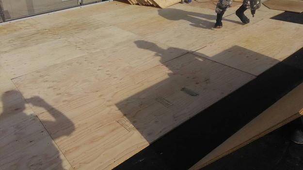屋根のリフォーム葺き替え工事屋根補強1461820851883