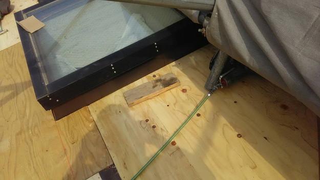 屋根のリフォーム葺き替え工事神戸市屋根補強1461820937247