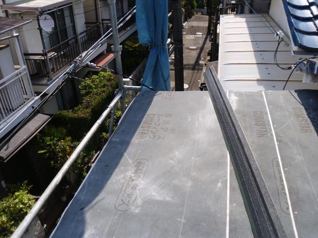 屋根板金工事神戸DSCI1390