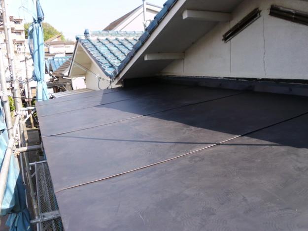 屋根板金工事神戸DSCI1402