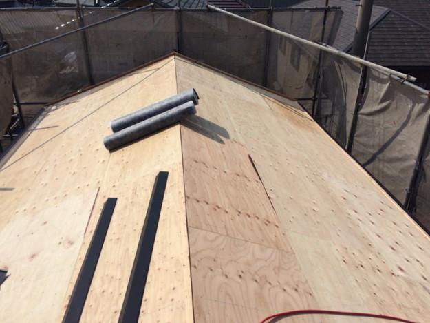 屋根補強工事1458906410184