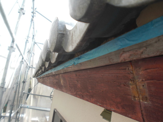 神戸市雨樋工事ビフォーCIMG2281