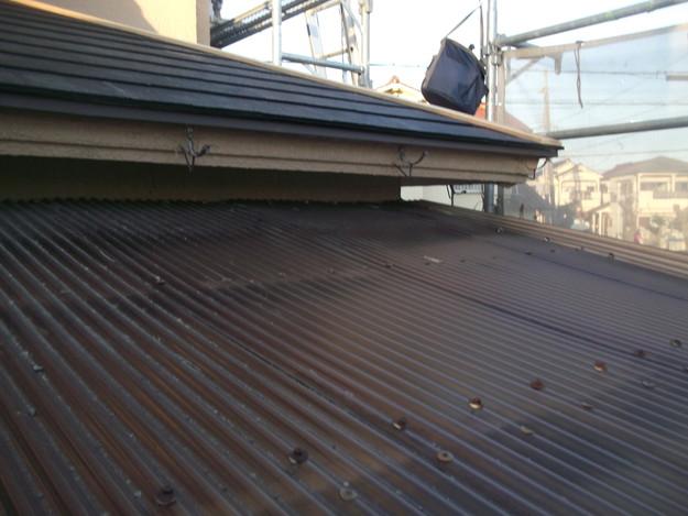 雨樋工事と波板設置DSCF2633