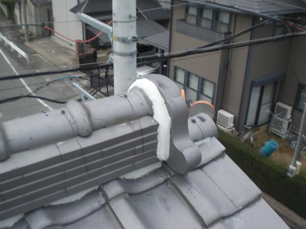 雨漏り・台風対策屋根メンテナンス工事中CIMG2437