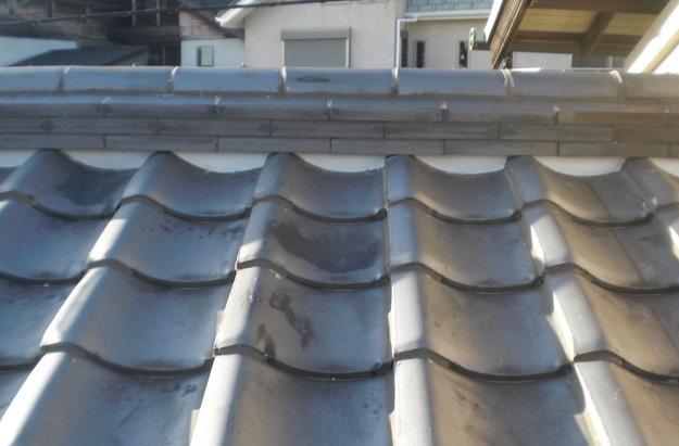 雨漏り・台風対策屋根メンテナンス工事中CIMG2453