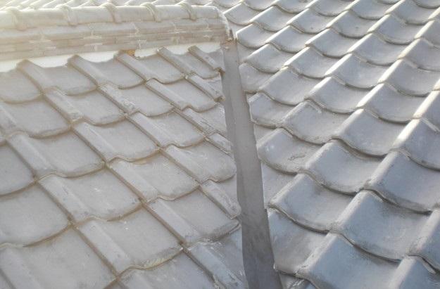 雨漏り・台風対策屋根メンテナンス工事中CIMG2461