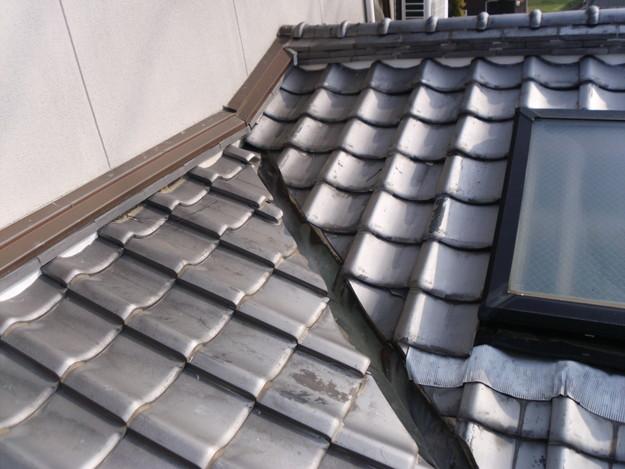 雨漏り・台風対策屋根メンテナンス工事中DSCI1282