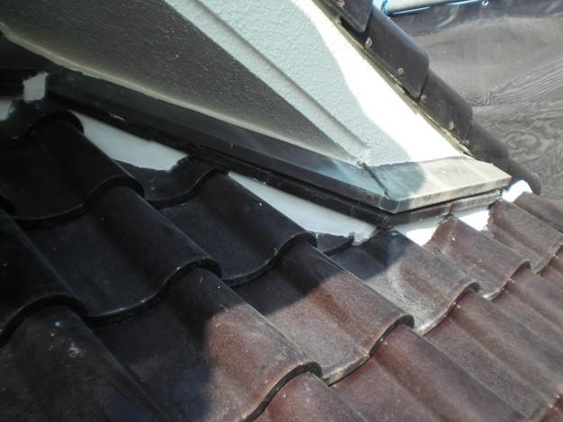 雨漏り・瓦ずれ対策漆喰工事完了写真CIMG2398