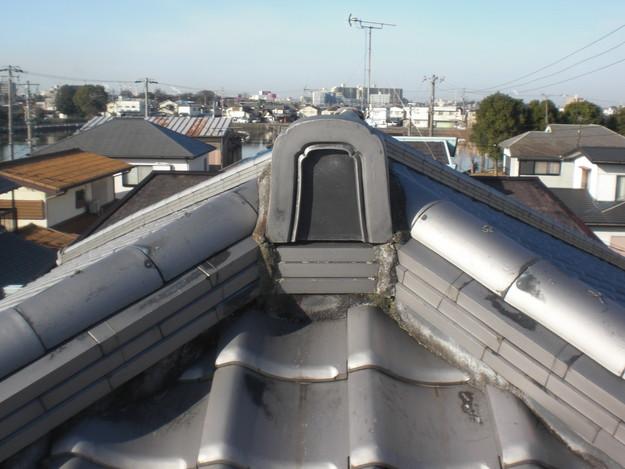 雨漏り対策修理施工前CIMG2324