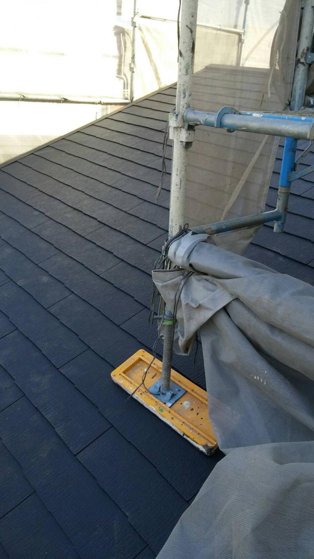 カラーベスト屋根のリフォーム工事1460900601474