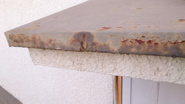 今月の雨漏り点検修理雨漏りの原因箇所DSC_3087