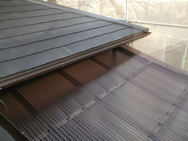 和風から洋風の屋根リフォーム葺き替え工事完了DSCF2674
