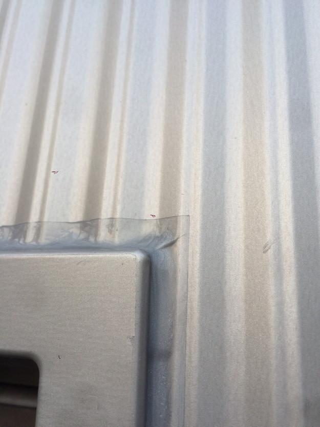 外壁サイディング工事神戸市施工中1459422596167