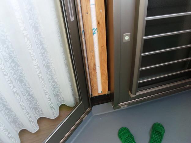 外壁サイディング工事神戸市施工中DSCI1209