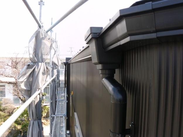 外壁サイディング工事神戸市施工後DSCI1226