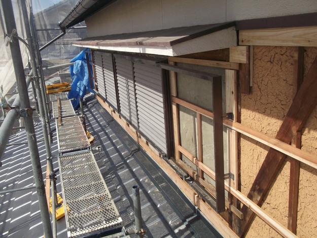 外壁リブトタン工事DSCF4088