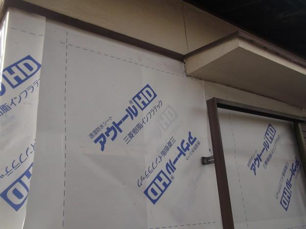 外壁リブトタン工事DSCF4111