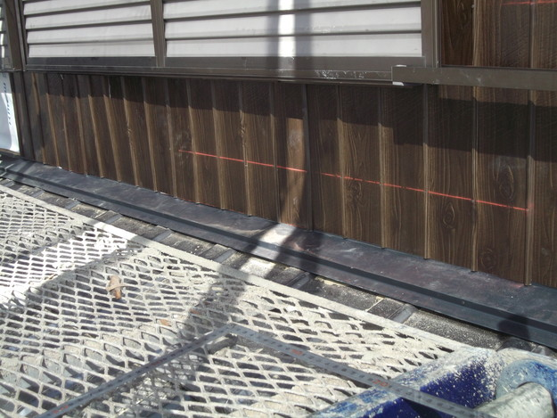 外壁リブトタン工事DSCF4120