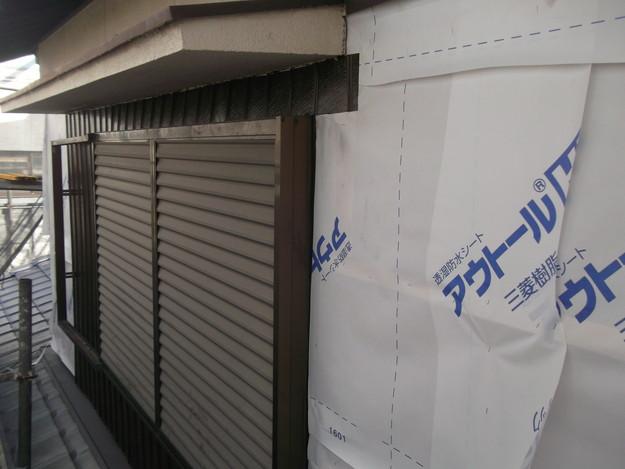 外壁リブトタン工事DSCF4139