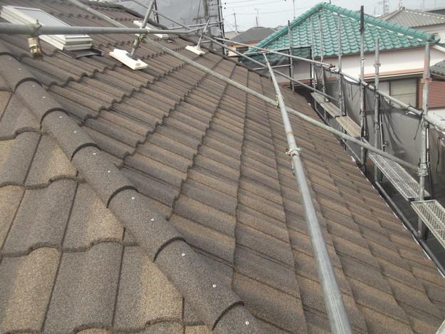 屋根のリフォーム完了写真DSCF2929