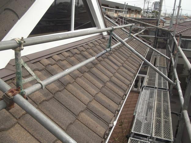 屋根のリフォーム完了写真DSCF2934
