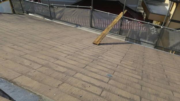 屋根のリフォーム葺き替え工事ビフォー1461820825409