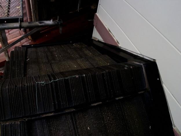 屋根のリフォーム葺き替え工事施工前DSCI1108