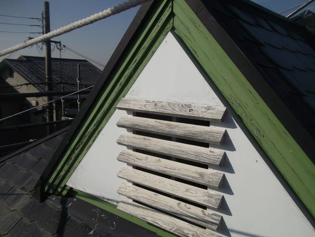 屋根リフォーム施工前DSCF2739